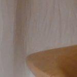 particolare stufa a legna