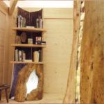 stand Arredamont 2015 elemento legno feng shui artigiani Dosoledo